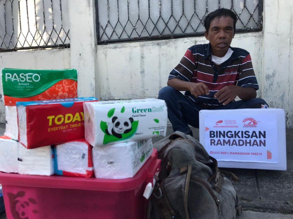 Penjual Tisu