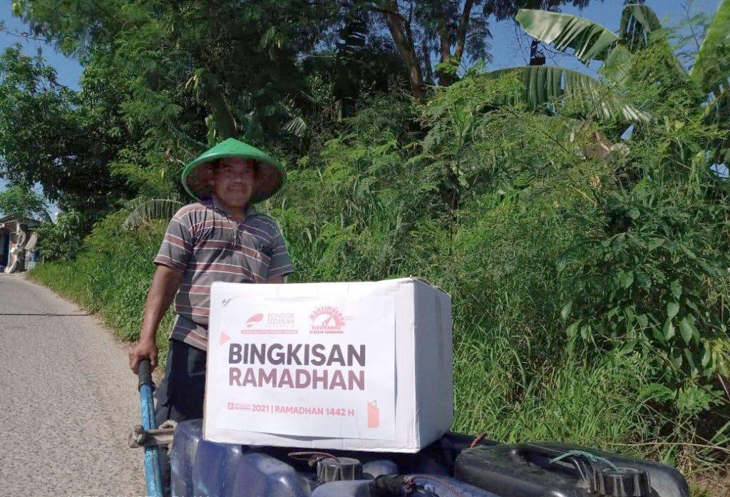 Penjual Air Bersih keliling